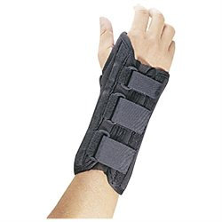 Wrist Splint Support Brace 8, Pro-Lite FLA Orthopedics Small Right Wrist