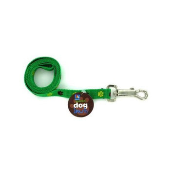 Dukeno. 039S Di187 Dog Leash With Paw Print Design Available In A Pack Of 24