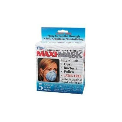 Flents High Filtration Efficiency Maxi-Mask 5 ea