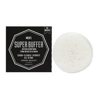Spongelle Men's Super Buffer Infused with Coconut Oil +20 Uses