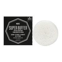 Spongelle Men's Super Buffer Infused with Coconut Oil +20 Uses