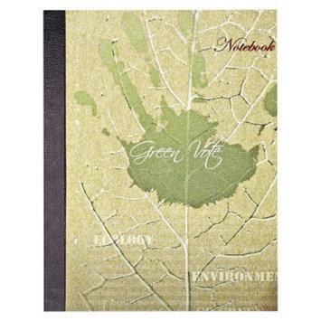 ADVANTUS CORPORATION Ecom Notebook Cane Fields 8.37 x 11.75 in Green