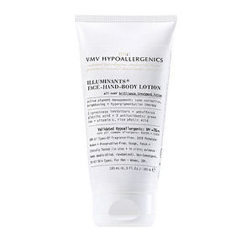 VMV HYPOALLERGENICS Illuminants+ Face-Hand-Body Lotion