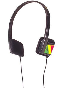 2XL Four Corners Headphones Square Rasta