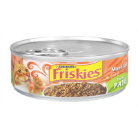 Purina Friskies Mixed Grill Classic Pate Cat Food