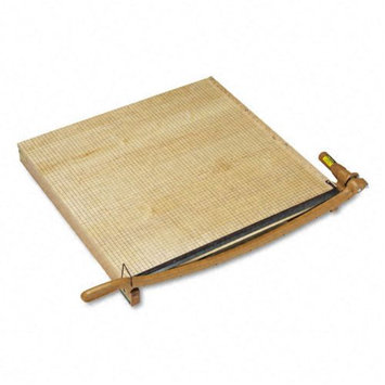 Swingline ClassicCut Ingento Solid Maple Paper Trimmer 15 Sheet Capacity