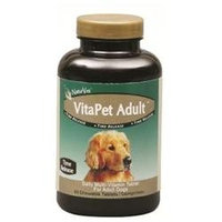 Dog Supplies Vita Pet Adult Tabs Time Release