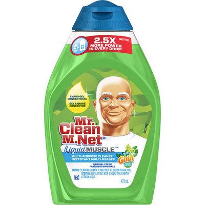 Mr. Clean Mr Clean with Gain Original Fresh Scent Liquid Muscle Multi-Purpose Cleaner, 16 oz