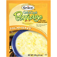 Grace Quickcook Hominy Porridge, 4.5 oz