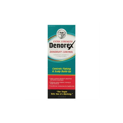 Denorex Extra Strength Dandruff Shampoo + Conditioner