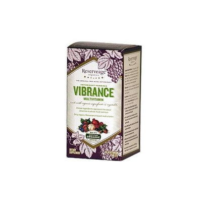 Reserveage Vibrance Multivitamin Tablets, 60 Vegetarian Tablets