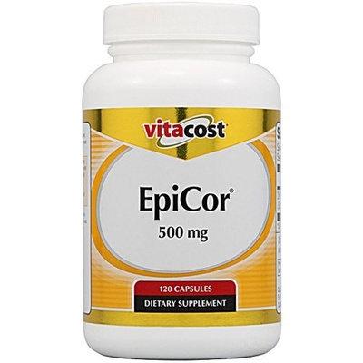 Vitacost Brand Vitacost EpiCor -- 500 mg - 120 Capsules