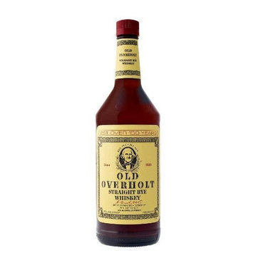 Old Overholt Straight Rye Whiskey 750ml Overholt Rye Whiskey 80@ 750ML