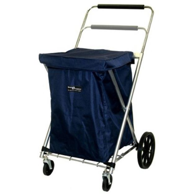 Narita Trading Company Canvas Shopping Cart