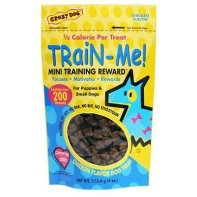 CARDINAL LABORATORIES Dog Supplies Mini Train Me Treats Chicken