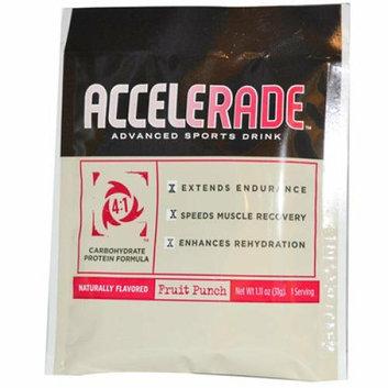 Endurox Pacific Health Inc. Accelerade Advance Sports Drink Fruit Punch 1.11 oz 1 Serving