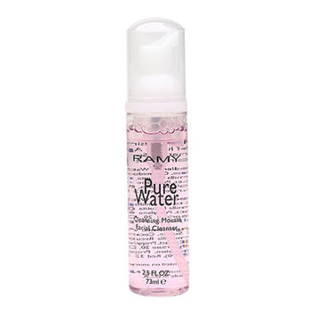 Ramy Pure Water Rose Scent Facial Cleansing Mousse & Makeup Remover