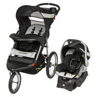 Baby Trend Jogging Stroller w/ Car Seat: Baby Expedition