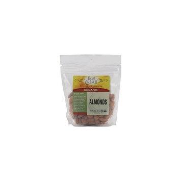 Best Of All Vitacost Organic Raw Almonds -- 8 oz (227 g)