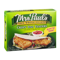 Mrs. Paul's Crispy Fish Tenders