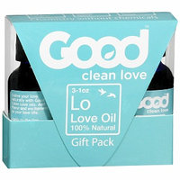 Good Clean Love All Natural Love Oil Gift Sampler