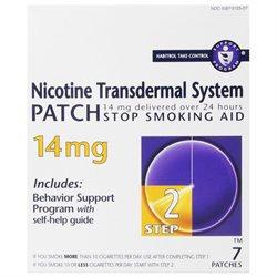 Nicotine Patch (Generic) 14mg 7/Box