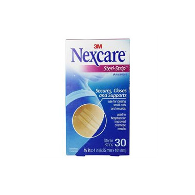 Nexcare Steri-Strip Skin Closures, 1/4