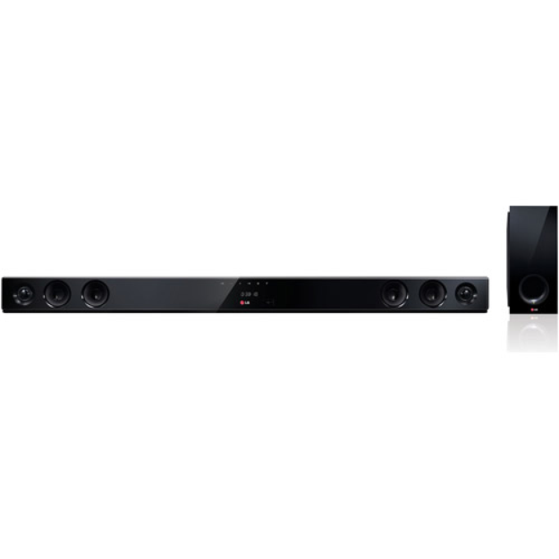 LG Electronics LG NBN36 280W 2.1-Channel Sound Bar with Wireless Subwoofer