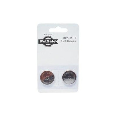 PetSafe RFA-35 Battery - 3 Volt Lithium Two Pack