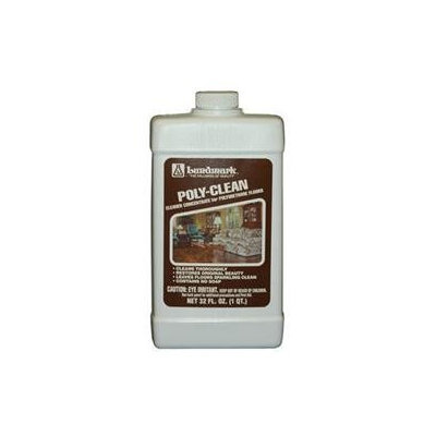 Lundmark Wax #3227F32-6 32OZ Poly Floor Cleaner