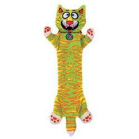Fat Cat Incredible Strapping Yankers Dog Toy Snake