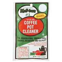 Fitz-all Kaf-tan(r) Coffee Pot Cleaner & Stain Remover - 12 Pack (Kt-1)