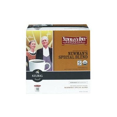 Keurig K-Cup 18-Pk. Newman's Own Extra Bold Coffee