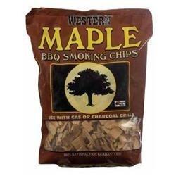 Western Maple Bbq Smoking Chips
