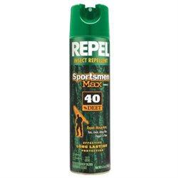 Repel Insect Repellent, Sportsmen Max, 40% Deet