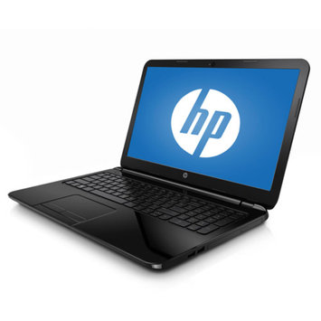 Hewlett Packard HP Refurbished Black 15.6