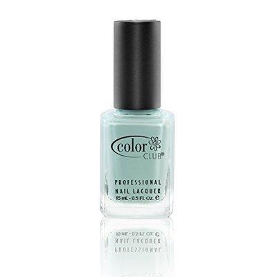 Color Club Blossoming Nail Polish - Blue-ming