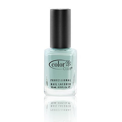 Color Club Blossoming Nail Polish - Blue-ming