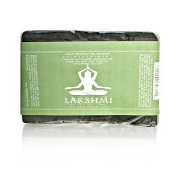 Lakshmi French Green Clay and Cardamom Soap Bar