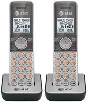 AT & T CL80101 (2-Pack) Cordless Extension Handset