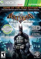 Eidos Interactive Batman: Arkham Asylum Game of The Year Edition 3D