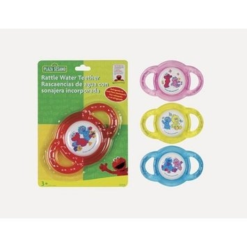 Babyking BABY KING SESAME STREET WATER FILLED-TEETHER
