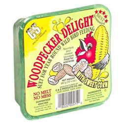 C & S Products Woodpecker Delight Suet