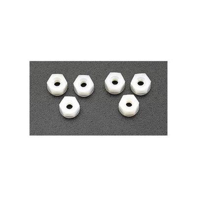 4184 Nylon Locknuts 4-40 (6)