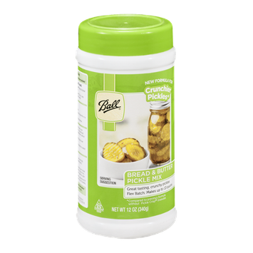 Ball Bread & Butter Pickle Mix