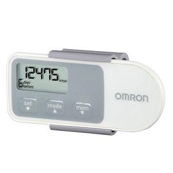Omron HJ320 Triaxis Digital Fitness Pedometer, 1 ea