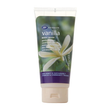 Boots Extracts Body Wash Vanilla