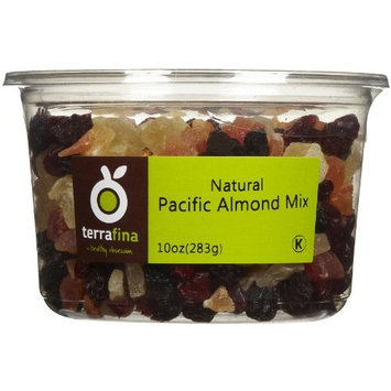 Terrafina Pacific Almonds Mix-10 oz