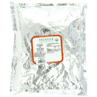 Frontier Eucalyptus Leaf Cut/Sifted Certified Organic, 16 Ounce Bag