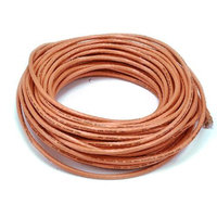Monoprice 75FT 24AWG Cat6 550MHz UTP Bare Copper Ethernet Network Cable - Orange